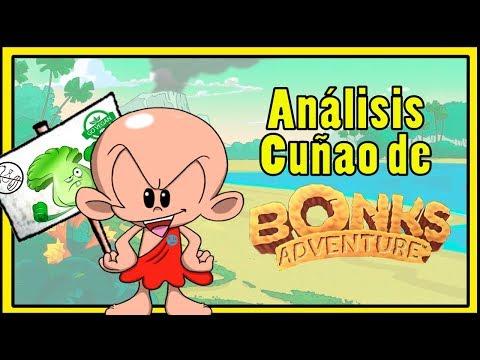 Análisis Cuñao de Bonk's Adventure (Turbografx-16)