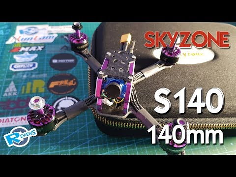 "Skyzone S140 - The 127gr 3mm and 3"" Race miniquad - part 1 - UCv2D074JIyQEXdjK17SmREQ"