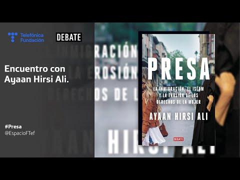 Vidéo de Ayaan Hirsi Ali