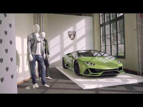 Automobili Lamborghini Menswear Spring/Summer 2020 - Pitti Uomo, Florence