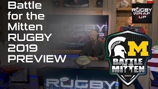 COLLEGE RUGBY RIVALS: Michigan State v Michigan, Battle for the Mitten & Hoosiers v Buckeyes
