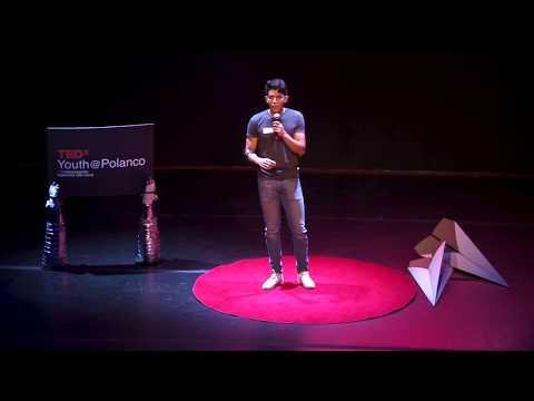 De la mano hacia el futuro | Benjamín Aguilar León | TEDxYouth@Polanco