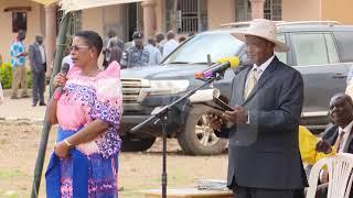 Musevenei Cautions Politicians on Political Intrigue