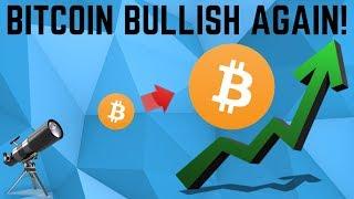 Bitcoin Turns Surprisingly BULLISH! 12k INCOMING (BTC Technical Analysis)
