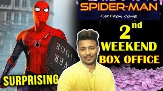 SpiderMan Far From Home 2nd WEEKEND Collection INDIA | Official Box Office | Tom Holland