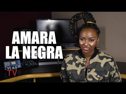 Amara La Negra on Signing Multi Million Deal with BMG After Struggling for Years (Part 8)