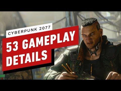 Cyberpunk 2077: 53 Gameplay Details to Know Before E3 - UCKy1dAqELo0zrOtPkf0eTMw
