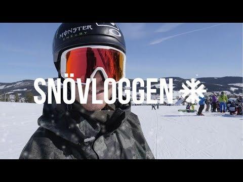 Ståle Sandbech på Snow Parks Jib Academy l SNÖVLOGG 25