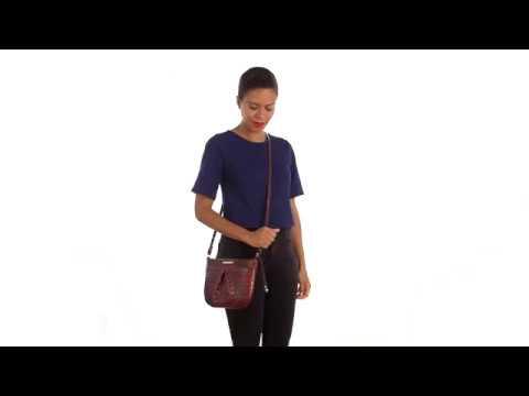 Brahmin Tara Crossbody Video