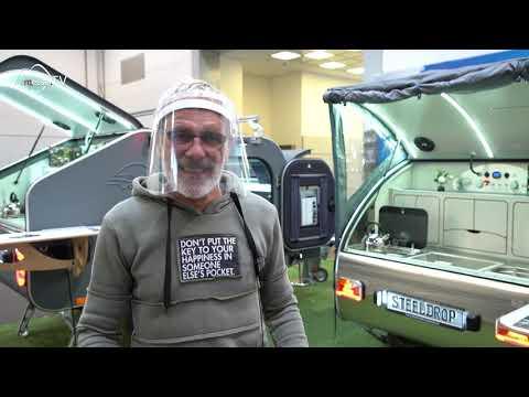 Camping Adventure: Lifestyle Camper - Caravan Salon 2020 / Messe Düsseldorf