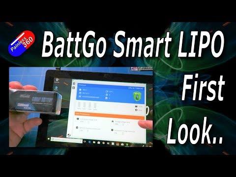 RC First Look - BattGo  'Smart' LIPO technology - UCp1vASX-fg959vRc1xowqpw