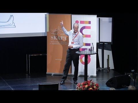 Mats Hilmersson, Cavis Technologies pitch, UIC-dagen 2018
