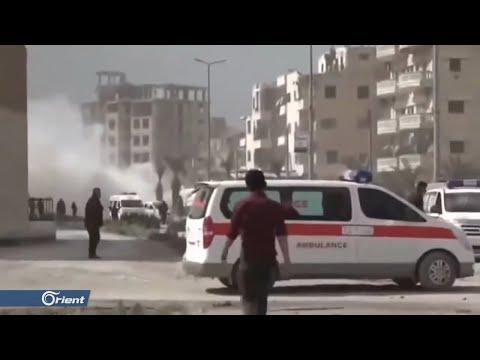 """20 قتيلا لـ """" قسد"""" بانفجارين في الرقة - سوريا"""
