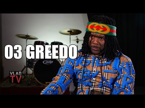 03 Greedo Denies Copying 2Pac's 'Makaveli' Cover on