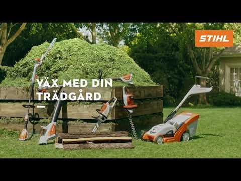 STIHL batteridrivna trädgårdsmaskiner