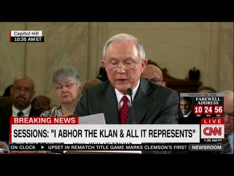Jeff Sessions Forgets His Anti-LGBTQ Record