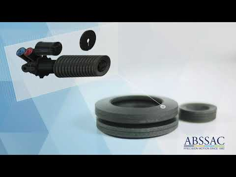 ABSSAC 2020 Carbon Composite Compression Springs