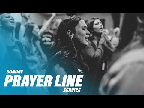 Prayer Line Sunday  July 2019