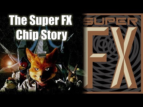 The Story Of The Super FX Chip - The Chip That Made Star Fox On The Super Nintendo Possible - UCI7H1H_8lnxonZ1vIyfvAcg