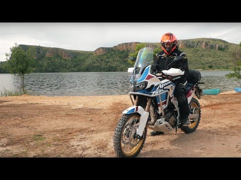 Motosx1000: Rally Aemotur con la Honda Africa Twin Adventure Sports