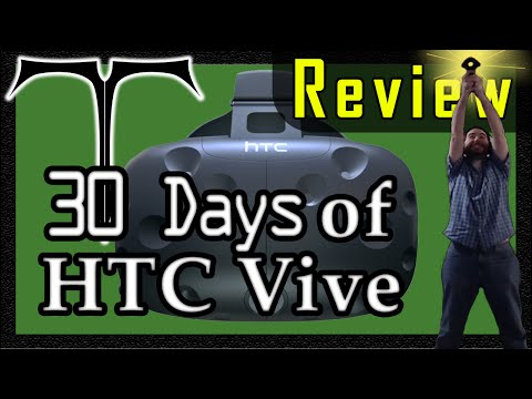 30 Days with the HTC Vive - My Full Review - UCcaM7Q6-svmtbZUvkSL4G3w