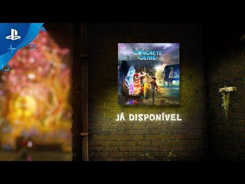 Concrete Genie ? Accolades Trailer em Português | PS4, PS VR