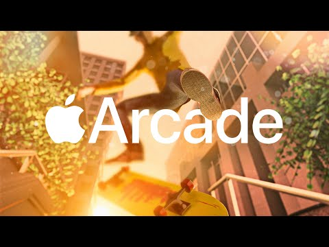Skate City Trailer — Apple Arcade