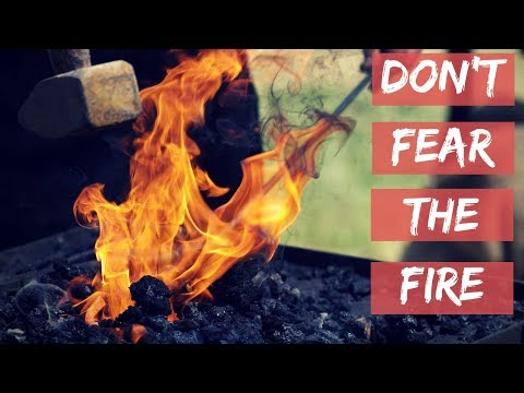 PROPHETIC WORD: Don't Fear The Fire Of Change (You Are More Than You Think)