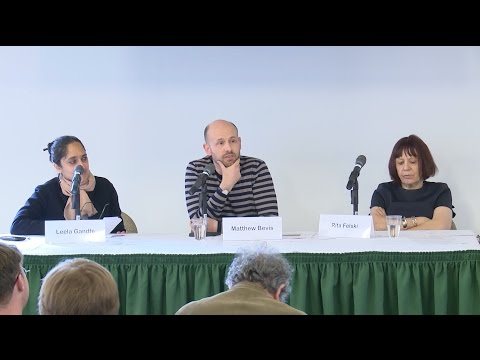 Provoking Attention Conference - Panel 4