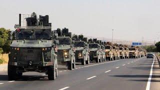 Эрдоган ввёл войска