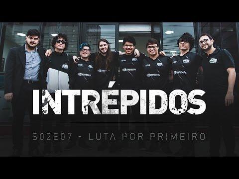INTRÉPIDOS - Luta Por Primeiro   S02E07 INTZ x KABUM