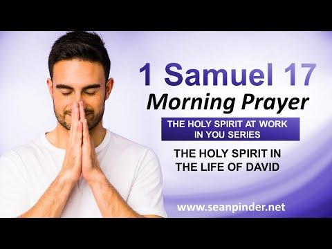 The HOLY SPIRIT in the Life of DAVID - Morning Prayer