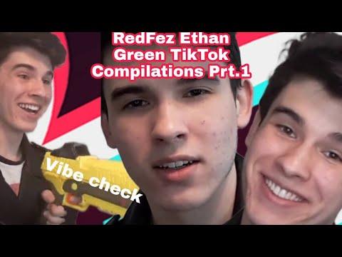 RedFez Ethan Green TikTok Compilation Prt.1
