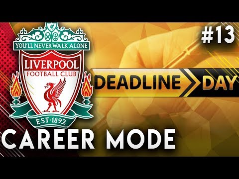 FIFA 19 Liverpool Career Mode EP13 - Incredible Deadline Day Signing!!