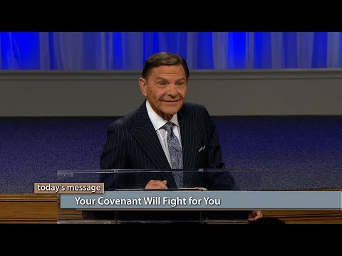 Your Covenant Will Fight for You