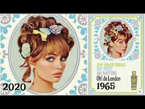 ICONIC 60s Makeup & Hair Tutorial | Vintage Products!