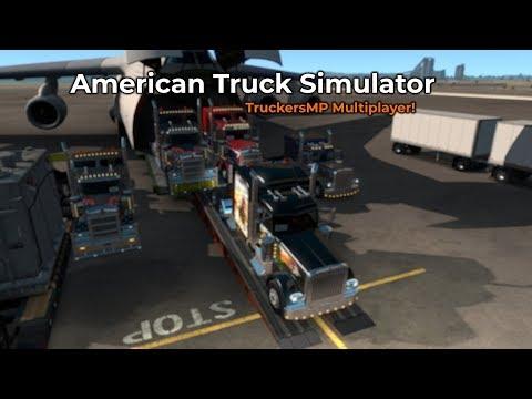 American Truck Simulator TruckersMP Livestream 05052018