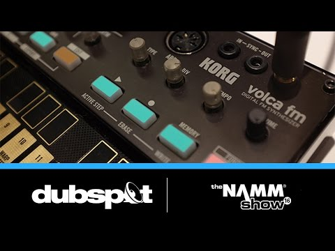 NAMM 2016: KORG Announces Innovative Musical Products