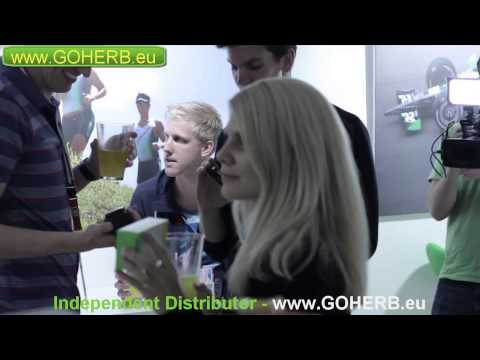Herbalife Athlete Lounge Tour