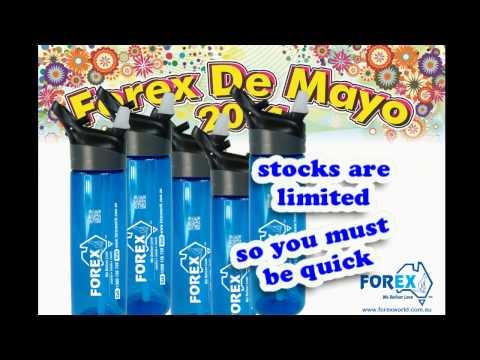 Forex De Mayo Promo 2014