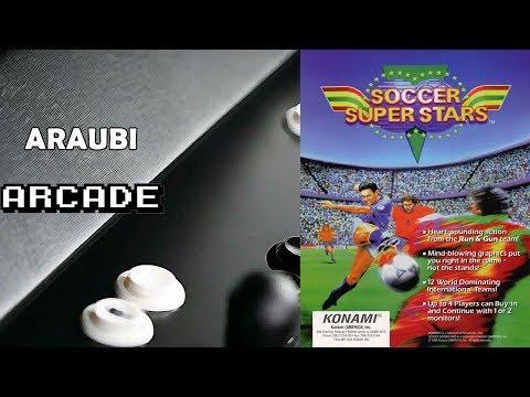 Soccer Superstars (Konami, 1995) Arcade [060] Walkthrough Comentado