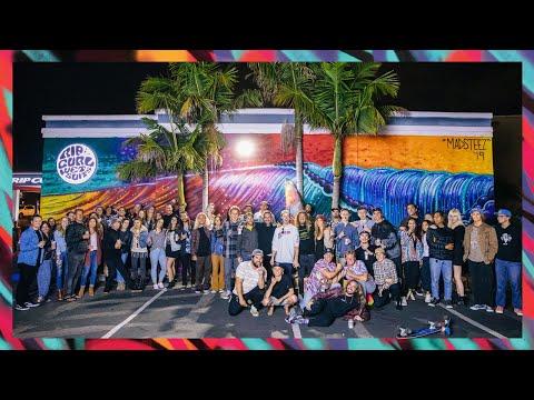 MADSTEEZ brings color to Encinitas! | Hansen Surfboard Store California