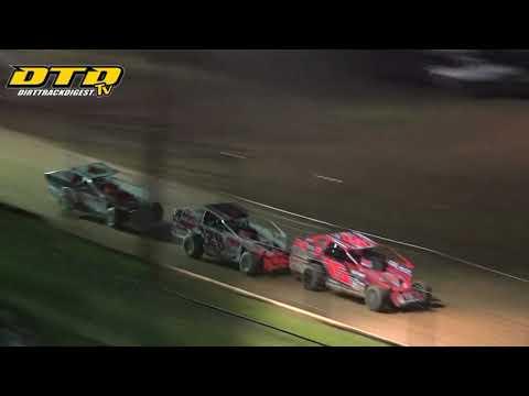 Big Diamond Speedway | Georgie Stevenson Memorial Modified Highlights | 7/2/21 - dirt track racing video image