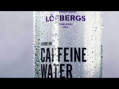 Löfbergs Caffeine Water
