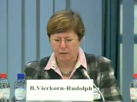 ERA CONFERENCE 2012 - Research Infrastructures - Beatrix Vierkorn-Rudolph photo