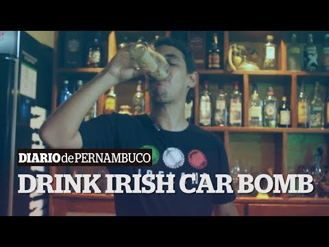 Drink da sexta: Irish Car Bomb