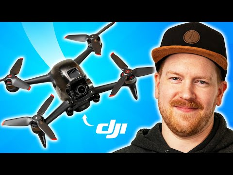 DJI FPV Drone ALL Modes Explained!