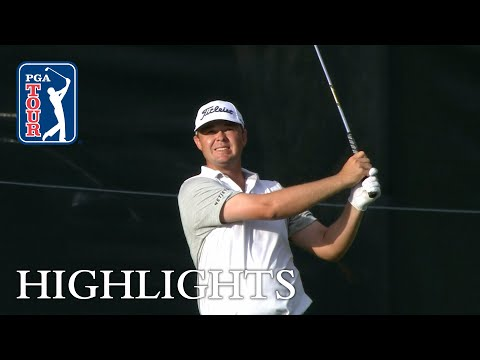 Patton Kizzire extended highlights | Round 3 | Sony Open