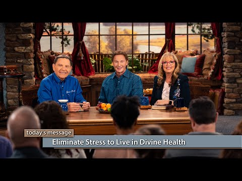 Eliminate Stress to Live in Divine Health