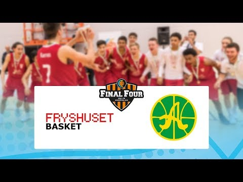 HU19 Final Fryshuset Basket - Alvik Basket